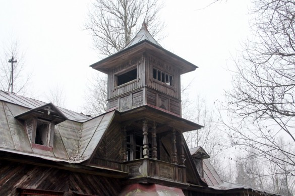 Дача Маяковского
