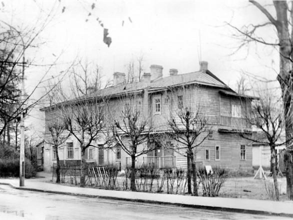 Докторский дом