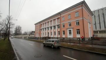 Гостиница на Большом Смоленском проспекте