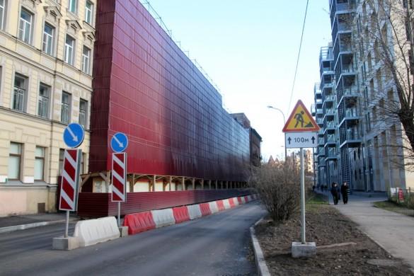 Корпусная улица