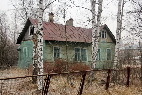 Левашово, Советская улица, 7