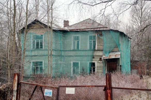 Левашово, Советская улица, 9