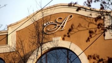Логотип отеля Аглая