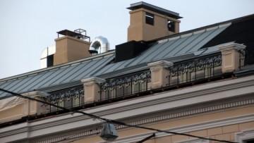 Мансарда особняка Кушелевых-Безбородко