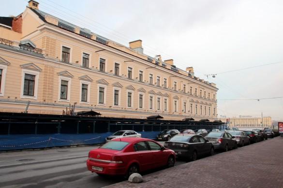 Особняк на Гагаринской