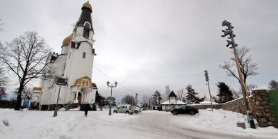Петропавловская церковь в Сестрорецке