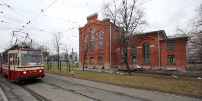 Подстанция Оранэлы на проспекте Стачек