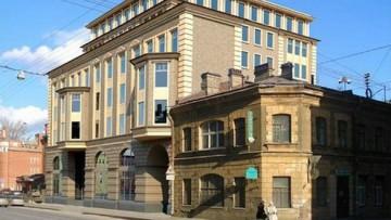 Проект бизнес-центра на Чкаловском