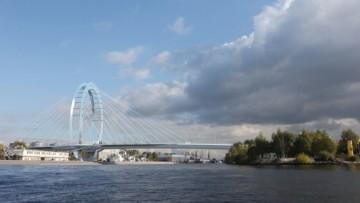 Проект моста через Серный остров