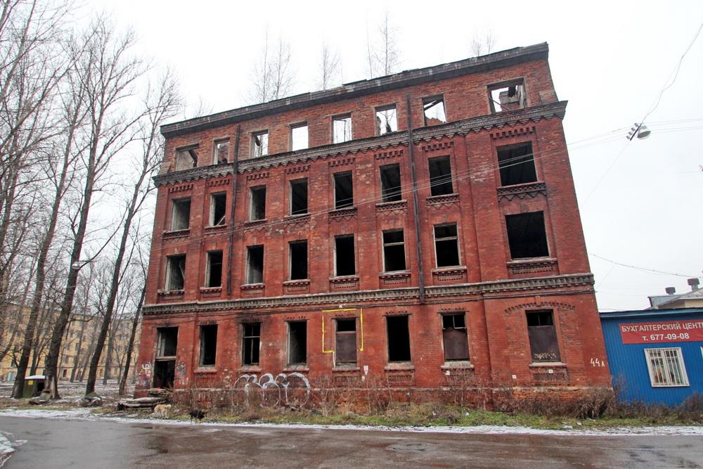 Проспект Обуховской Обороны, дом 44