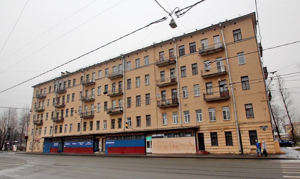 Проспект Обуховской Обороны, дом 48