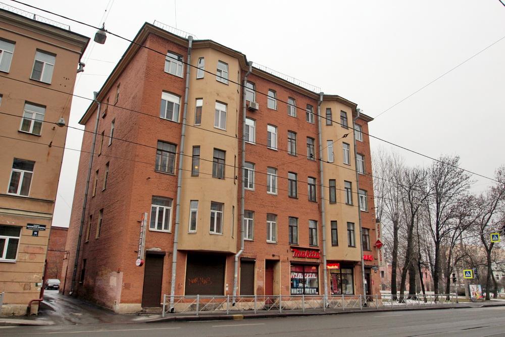 Проспект Обуховской Обороны, дом 60