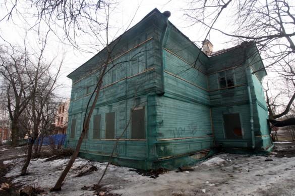 Пушкин, Московская улица, 31