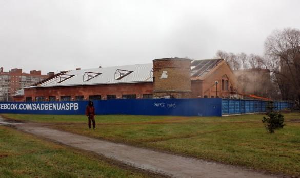 Реконструкция фермы Бенуа