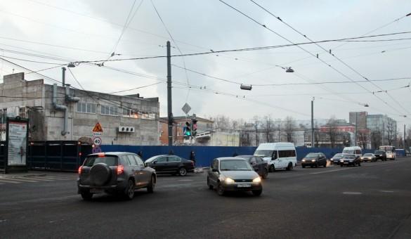 Снос завода Эскалатор на Малом проспекте