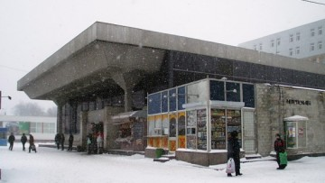 Станция метро Выборгская