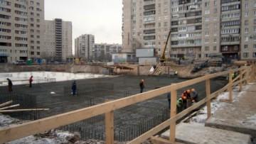 Строительство поликлиники на Вербной улице