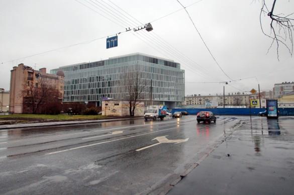 Створ Новоладожской улицы