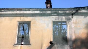 Заброшенный дом на Смоленке