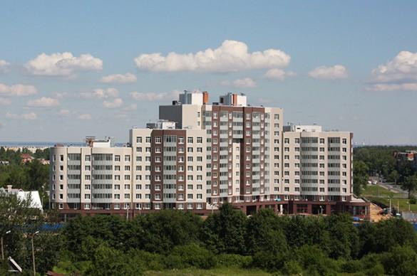Жилой дом Университетский Петергоф на Чичеринской
