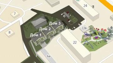 Жилой дом Изумрудный в Зеленогорске