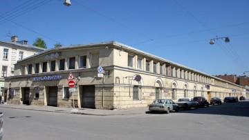 Автохозяйство ГУВД на Короленко