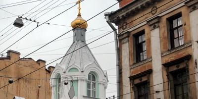 Башня Коневского подворья