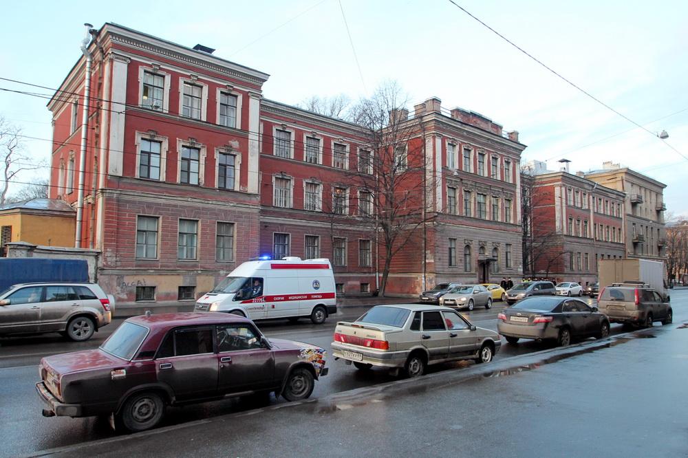 Боткинская улица, дом 17