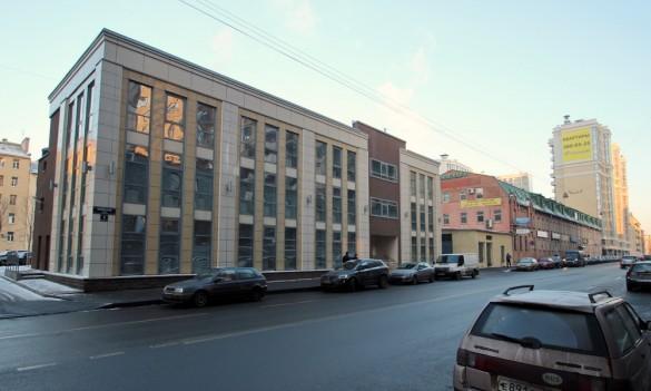 Бизнес-центр на Киевской улице, 4, корпус 1
