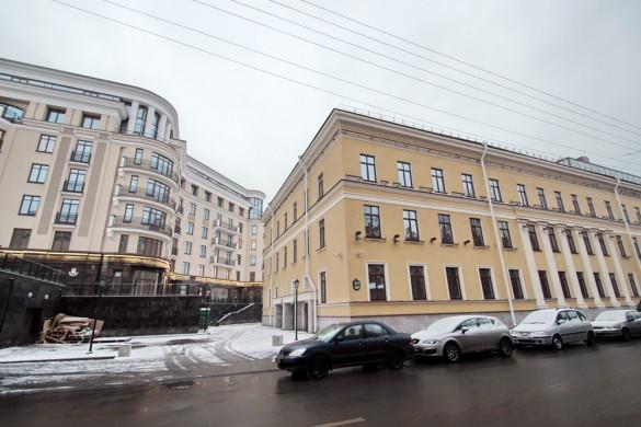 Бизнес-центр Парадного квартала
