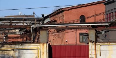 Цех розлива и транспортировки Калинкинского пивоваренного завода