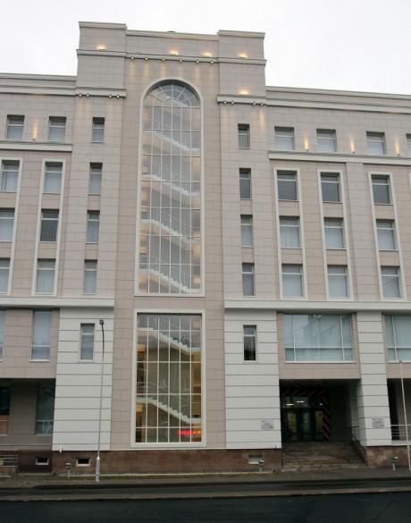 Центр образования у Балтийского вокзала