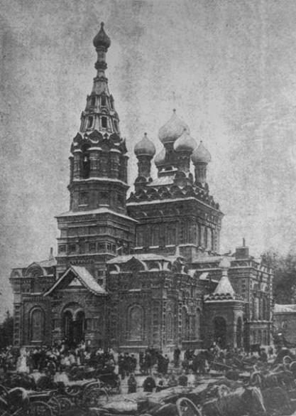 Церковь Петра на Стачек