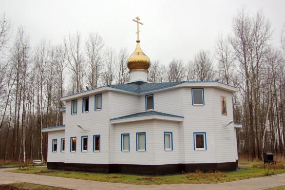 Церковь Живоносный источник на Нижне-Каменской