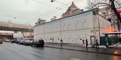 Дом Богомолова на проспекте Стачек, 48