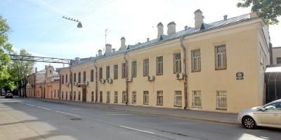 Дом купца Скрябина на улице Степана Разина