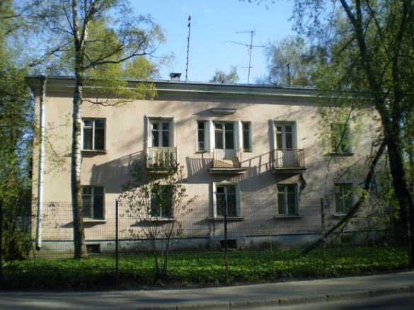 Дибуновская, 34