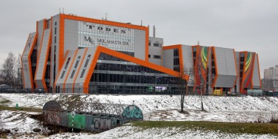 Гражданский проспект, Nova Arena в Муринском парке