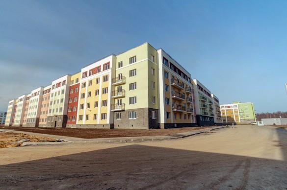 Юнтолово, дома от Главстроя-СПб