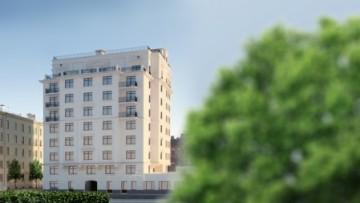 «Клубный дом премиум-класса» на улице Рентгена