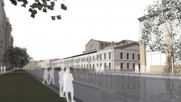Проект МДТ на Звенигородской