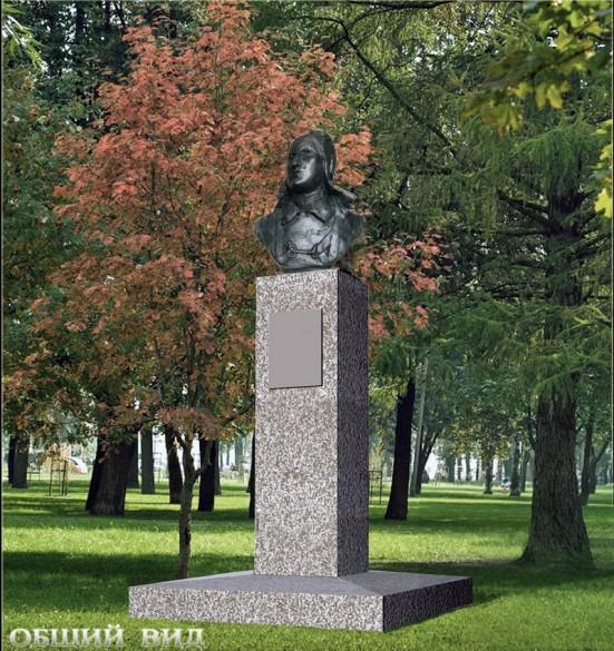 Памятник Нельсону Степаняну