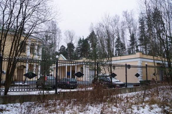 Парк Сосновка, ресторан на Жака Дюкло
