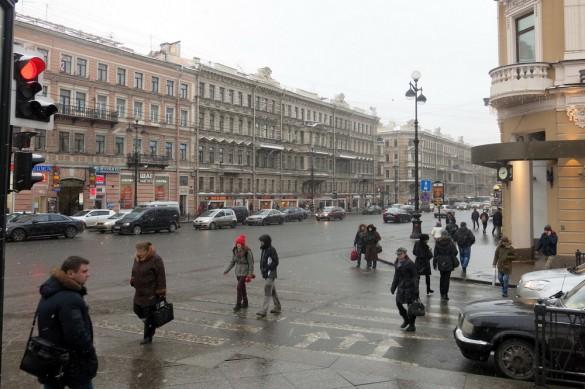 Переход улицы Восстания