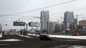 Первая очередь Калина-парка на Кушелевской дороге