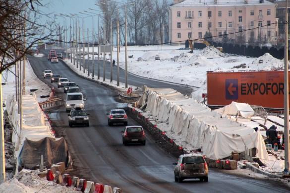Пулковское, мост