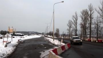 Расширение Петербургского шоссе