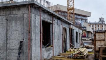 Строительство жилого дома «Петроградец»
