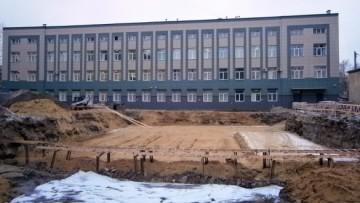 Турбинная, 50, реконструкция и строительство бассейна