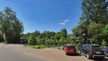 Угол Лабораторного и Бестужевской